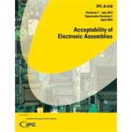 IPC-A-610F: Acceptability of Electronic Assemblies