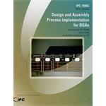 IPC-7095D-WAM1: Design and Assembly Process Implementation for BGAs, with Amendment 1